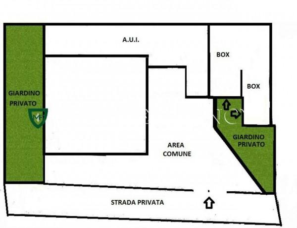 Appartamento in vendita a Arcisate, Con giardino, 120 mq - Foto 2