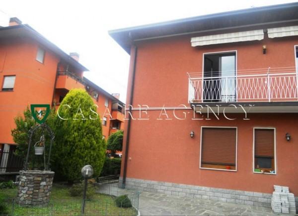 Appartamento in vendita a Arcisate, Con giardino, 120 mq - Foto 13