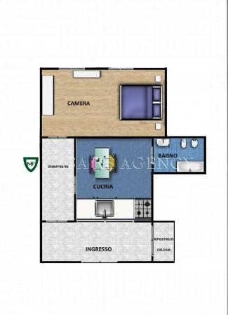 Appartamento in vendita a Varese, Con giardino, 50 mq - Foto 2