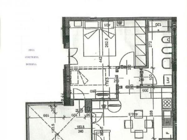 Appartamento in vendita a Firenze, Campo Di Marte, Con giardino, 54 mq - Foto 3