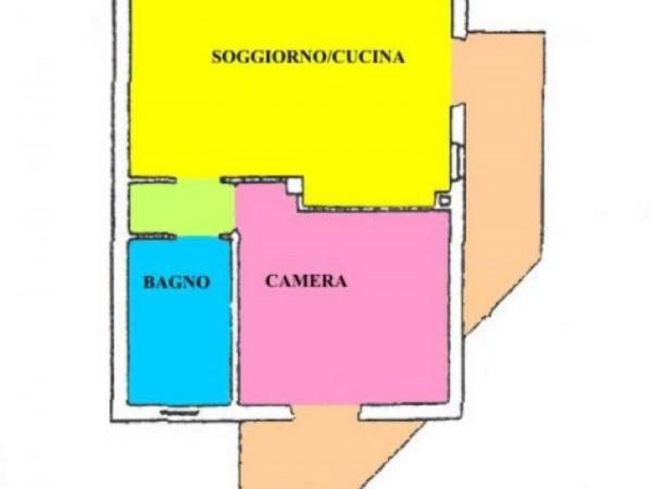 Appartamento in vendita a Spino d'Adda, Residenziale, Con giardino, 68 mq - Foto 2