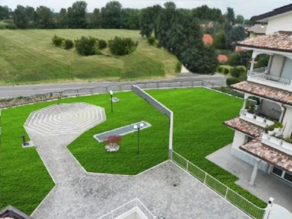 Appartamento in vendita a San Vittore Olona, 135 mq