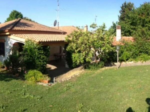 Villa in affitto a Roma, Casale Lumbroso, Con giardino, 200 mq - Foto 25