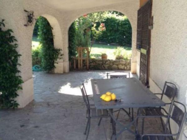Villa in affitto a Roma, Casale Lumbroso, Con giardino, 200 mq