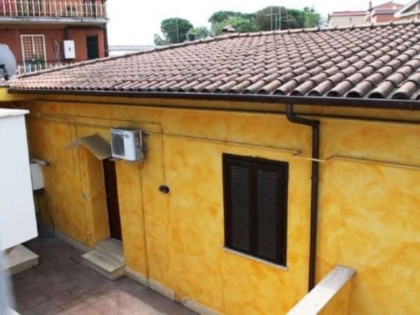 Villa in vendita a Roma, Boccea Palmarola Villino E 155.000, Con giardino, 75 mq - Foto 9