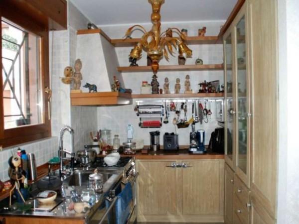 Villetta a schiera in vendita a Novate Milanese, Centro, Arredato, 170 mq - Foto 18
