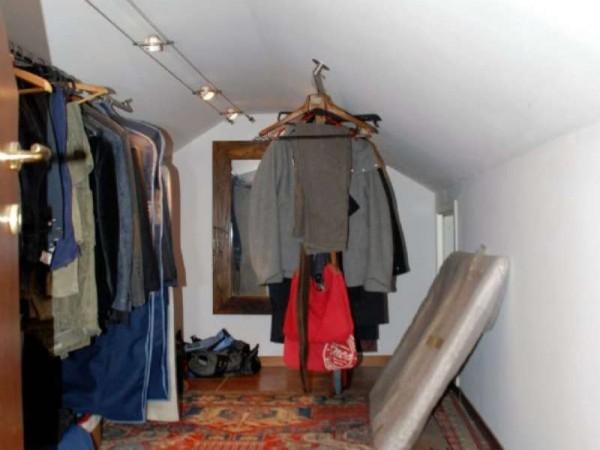Villetta a schiera in vendita a Novate Milanese, Centro, Arredato, 170 mq - Foto 8