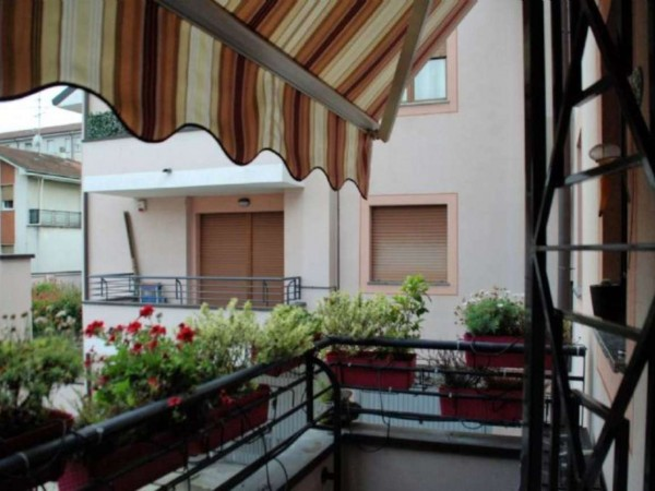 Villetta a schiera in vendita a Novate Milanese, Centro, Arredato, con giardino, 170 mq - Foto 17