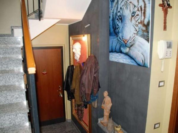 Villetta a schiera in vendita a Novate Milanese, Centro, Arredato, con giardino, 170 mq - Foto 20