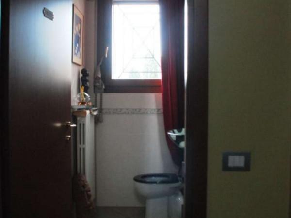 Villetta a schiera in vendita a Novate Milanese, Centro, Arredato, 170 mq - Foto 16