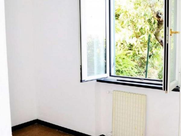 Appartamento in vendita a Pieve Ligure, Pieve Alta, Con giardino, 100 mq - Foto 5