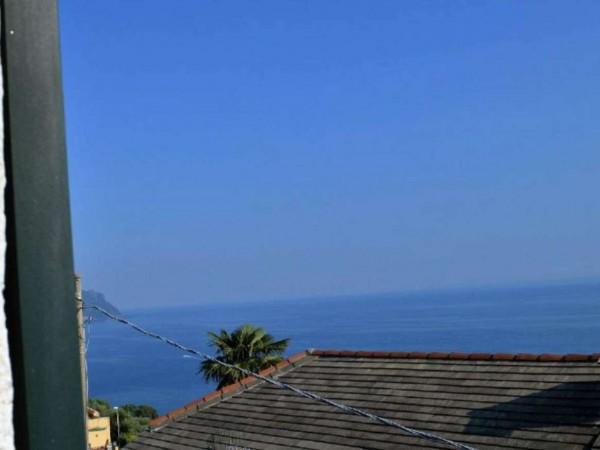 Appartamento in vendita a Pieve Ligure, Pieve Alta, Con giardino, 100 mq - Foto 22