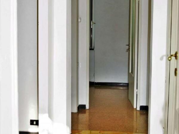 Appartamento in vendita a Pieve Ligure, Pieve Alta, Con giardino, 100 mq - Foto 11