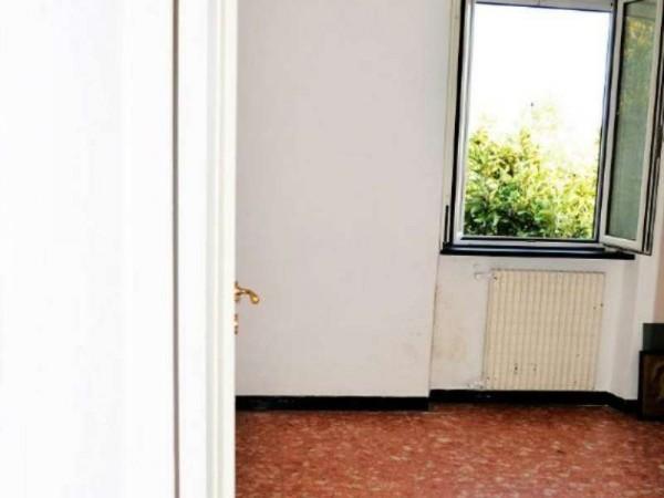 Appartamento in vendita a Pieve Ligure, Pieve Alta, Con giardino, 100 mq - Foto 6