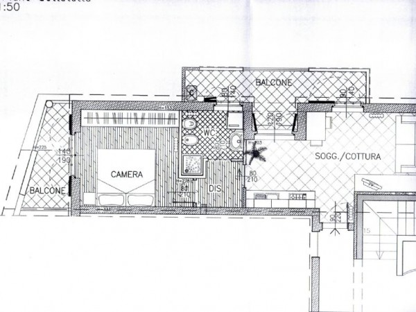 Appartamento in vendita a Mariano Comense, Centrale, Con giardino, 100 mq - Foto 2