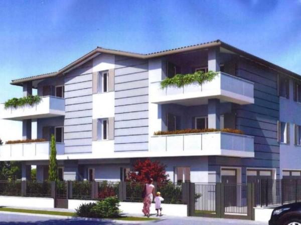Appartamento in vendita a Formigine, Casinalbo, Con giardino, 130 mq - Foto 1