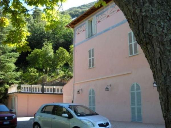 Villa in vendita a Spoleto, Con giardino, 500 mq