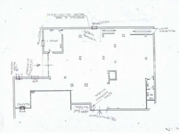 Negozio in vendita a Grottaferrata, 450 mq - Foto 2
