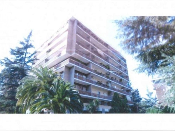 Ufficio in vendita a Roma, Serafico, 200 mq - Foto 1