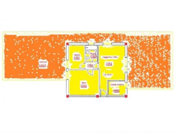 Appartamento in vendita a San Cesareo, Colle La Noce, 75 mq - Foto 6