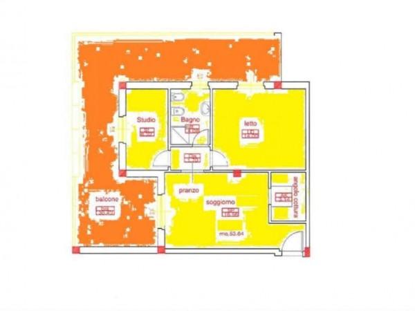 Appartamento in vendita a San Cesareo, Colle La Noce, 75 mq - Foto 5