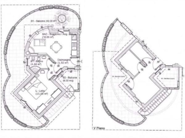 Appartamento in vendita a Roma, Ostia Antica, 76 mq - Foto 5