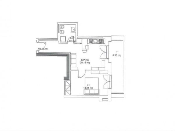 Appartamento in vendita a Roma, Torresina, 47 mq - Foto 3