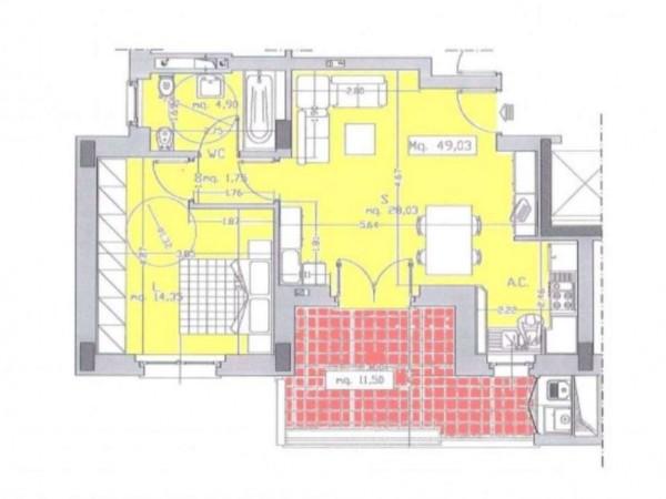 Appartamento in vendita a Roma, Monte Stallonara, Con giardino, 58 mq - Foto 7