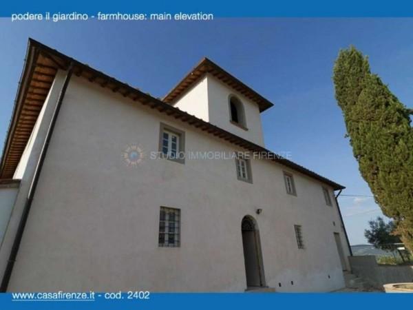 Rustico/Casale in vendita a Montespertoli, Con giardino, 230 mq - Foto 17