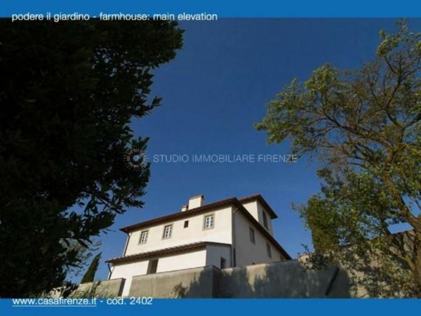 Rustico/Casale in vendita a Montespertoli, Con giardino, 230 mq - Foto 6