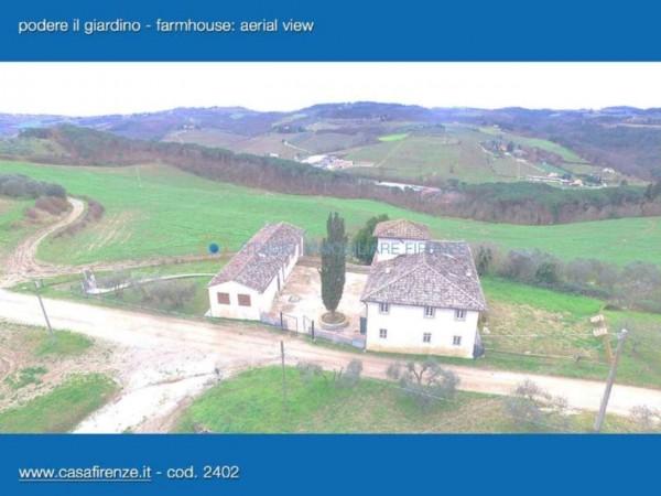 Rustico/Casale in vendita a Montespertoli, Con giardino, 230 mq - Foto 7