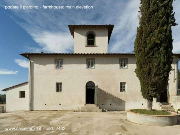 Rustico/Casale in vendita a Montespertoli, Con giardino, 230 mq - Foto 16