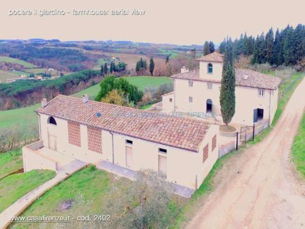 Rustico/Casale in vendita a Montespertoli, Con giardino, 230 mq - Foto 15