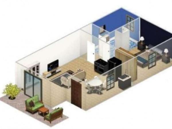 Appartamento in vendita a Caserta, San Benedetto, 60 mq - Foto 3