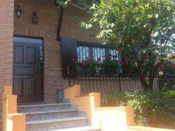 Villa in vendita a Rosate, Arredato, con giardino, 400 mq - Foto 10