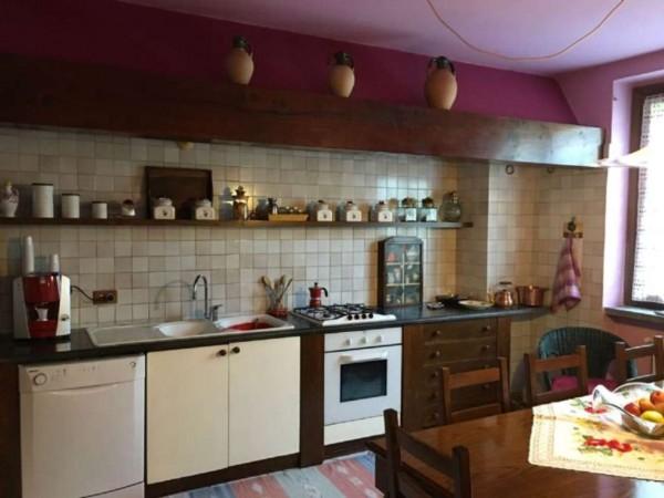 Villa in vendita a Rosate, Arredato, con giardino, 400 mq - Foto 22