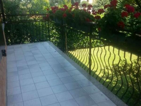 Villa in vendita a Rosate, Arredato, con giardino, 400 mq - Foto 15