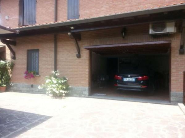 Villa in vendita a Rosate, Arredato, con giardino, 400 mq - Foto 17