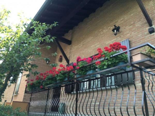 Villa in vendita a Rosate, Arredato, con giardino, 400 mq - Foto 14