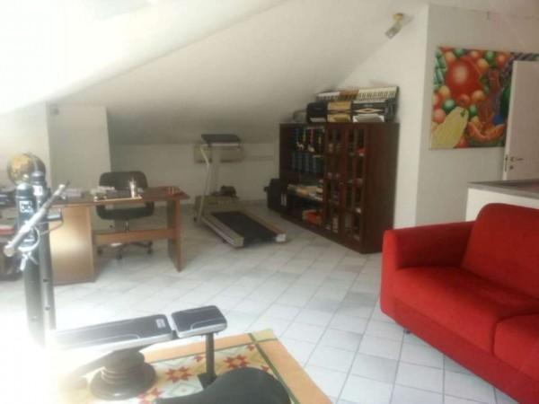 Villa in vendita a Rosate, Arredato, con giardino, 400 mq - Foto 20