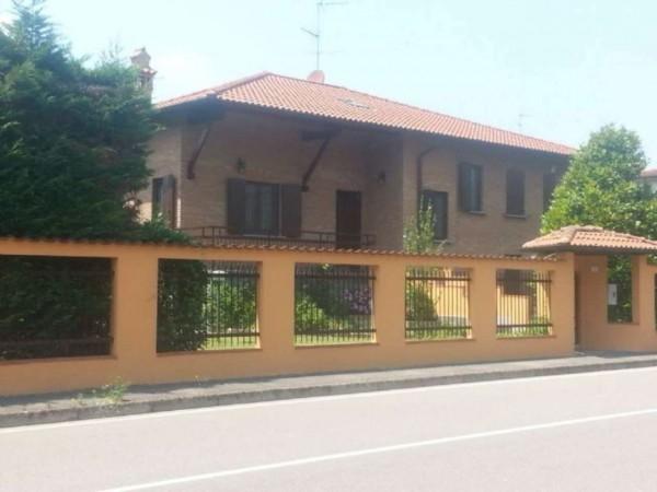 Villa in vendita a Rosate, Arredato, con giardino, 400 mq - Foto 8