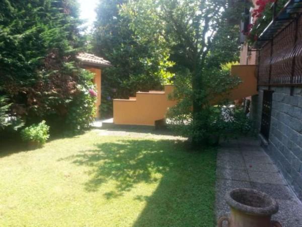 Villa in vendita a Rosate, Arredato, con giardino, 400 mq - Foto 11