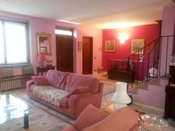 Villa in vendita a Rosate, Arredato, con giardino, 400 mq - Foto 26