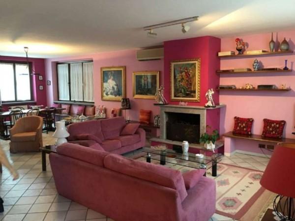 Villa in vendita a Rosate, Arredato, con giardino, 400 mq - Foto 1