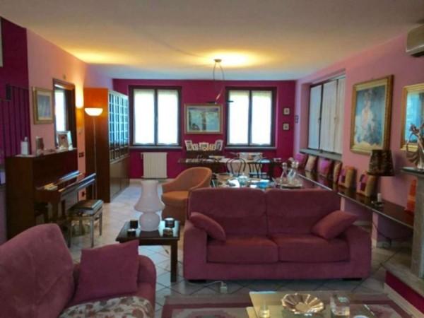 Villa in vendita a Rosate, Arredato, con giardino, 400 mq - Foto 25