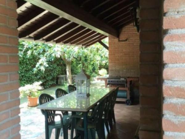 Villa in vendita a Rosate, Arredato, con giardino, 400 mq - Foto 13