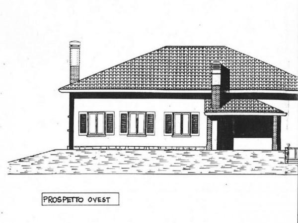 Villa in vendita a Rosate, Arredato, con giardino, 400 mq - Foto 2