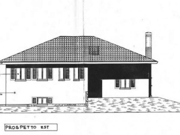 Villa in vendita a Rosate, Arredato, con giardino, 400 mq - Foto 4