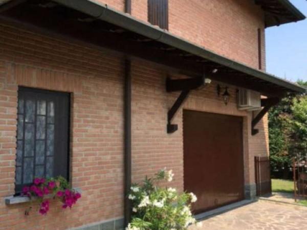 Villa in vendita a Rosate, Arredato, con giardino, 400 mq - Foto 9