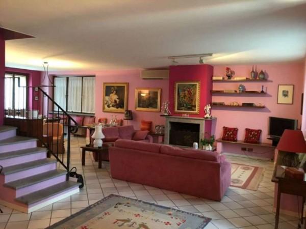 Villa in vendita a Rosate, Arredato, con giardino, 400 mq - Foto 23